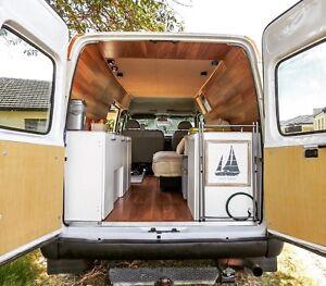 Ford Transit Camper Van Engine Rebuilt Low kms ago Noosa Heads Noosa Area Preview