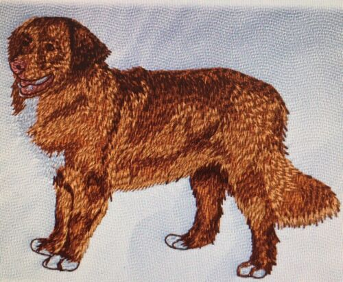 Nova Scotia Duck Tolling Retriever, Hand Towel, Embroidered, Personalized