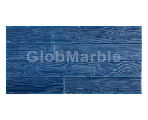 Stamped Concrete Wood Plank Mats SM 5200/F. Floppy, Concrete Stamps, Woodgrain