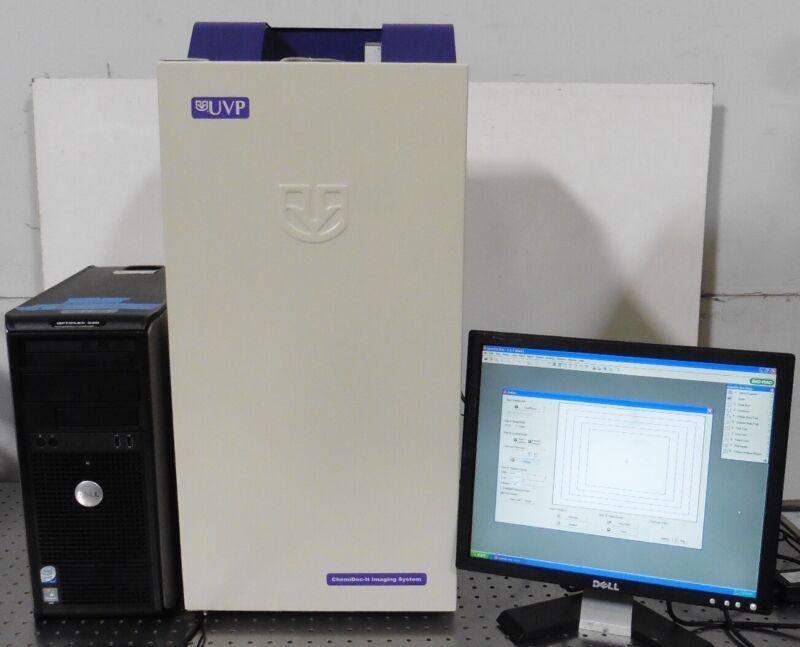 G175232 UVP BioImaging Systems ChemiDoc-It w/ Computer