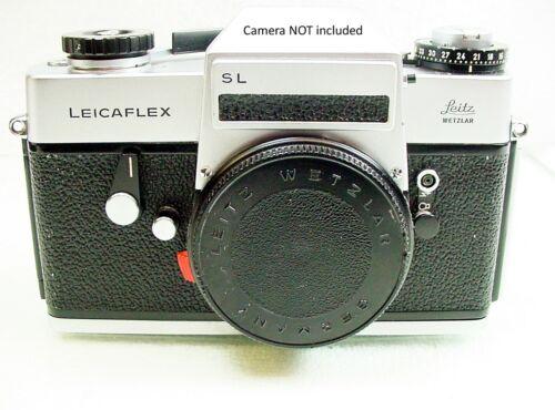 Leica-R Body Cap 14103   for R4 R5 R6 R7 R8 R9 RE Leicaflex SL SL2   $29  