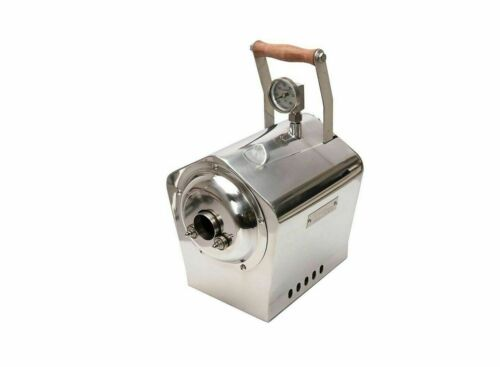 Kaldi Wide Coffee Pop Bean Roaster Full Set Motor Operated for Home small cafe