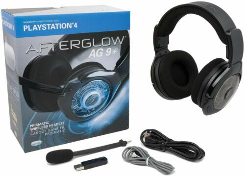 PDP Afterglow AG9 Wireless Gaming Headset for PlayStation 4 - Prismatic Lighting