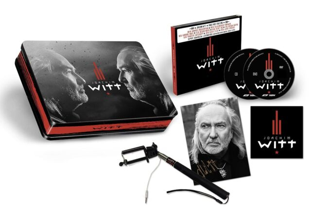 JOACHIM WITT Ich LIMITED DELUXE FANBOX EDITION 2015