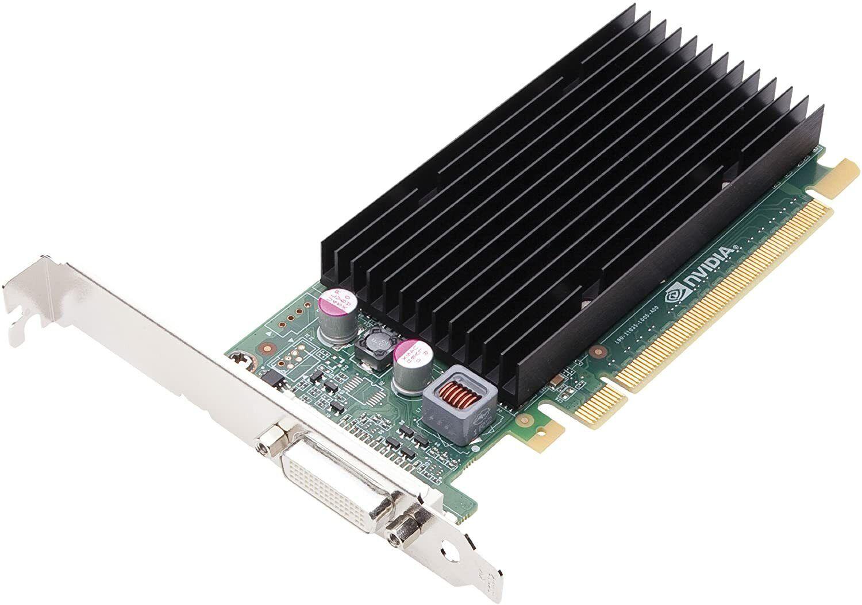 nVidia Grafikkarte Quadro NVS 300, 512MB DDR3m PCI Express x16, DMS-59,