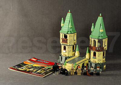 LEGO Harry Potter - Hogwarts 4867 Set Minifigures