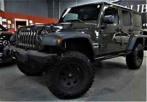 2015 Jeep WRANGLER UNLIMITED Sport UNLIMITED  3.5 INCH LIFT, BIG
