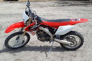 Wanted Crf250x