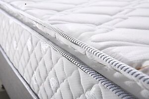 Quality Mattress - Pocket Spring/Pillow Top/3 Zone-FREE DELIVERY*