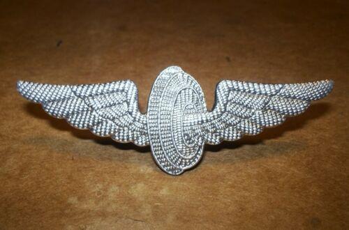 Vtg WINGED Flying WHEEL Wings Emblem MOTORCYCLE Vest Jacket HAT Harley Biker PIN