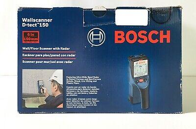 BRAND NEW! BOSCH Bosch Wall Scanner D-TECT150CNT [Genuine]. -D24*