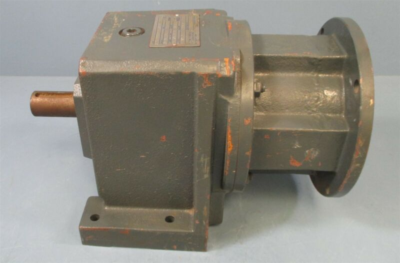 Stober Drives C102N0093MR163/050 9.3:1 Ratio Gear Reducer 1750 RPM, 2.9 HP Used