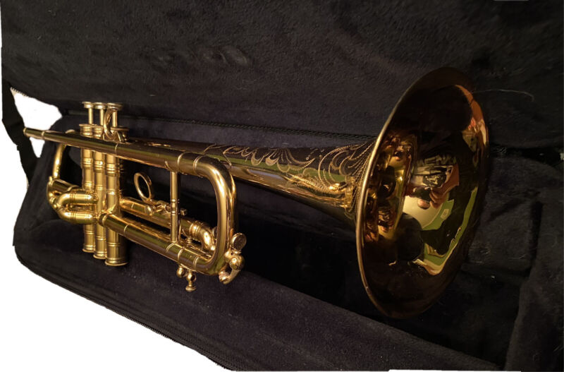 Vintage Selmer Paris/Grand Prix Bb Trumpet