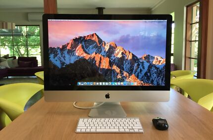 Wanted: Apple iMac 27inch 2010