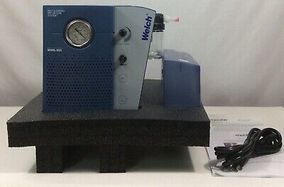 Welch 2025 Self-cleaning Vacuum Pump 115v 60hz Model 202501