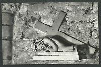 Postal Antigua Del Via Crucis Andachtsbild Santino Holy Card Santini -  - ebay.es