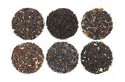 Fruit-Tea Summer Tea Sampler Refreshing Loose Leaf Tea Sampler ... Free Shipping (Black Tea Sweet Fruit)