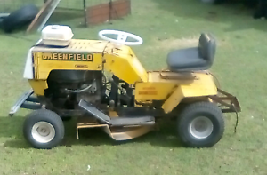 17hp Ride On Mower Bonshaw Inverell Area Preview