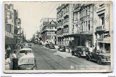 CPA-Carte postale-Belgique - La panne - Boulevard de Dunkerque (CP2838)