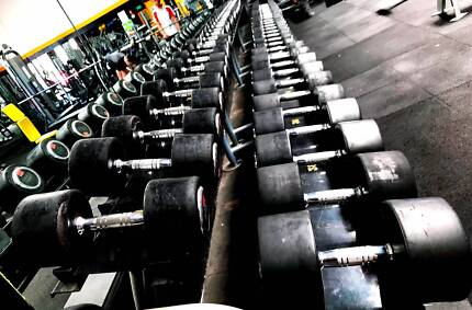 Gym space for weekly rent