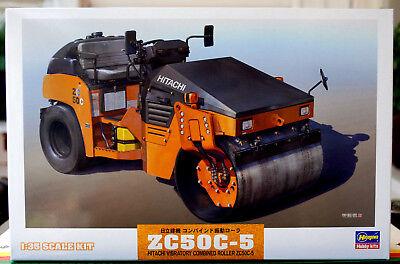 Hitachi ZC50C-5 Vibrations Asphalt Walze 1:35 Hasegawa 66002