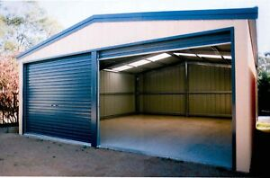 Steel Building/Garage/Workshop/Industrial Unit