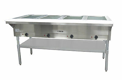 Adcraft St-240-4 4 Bay Steam Table