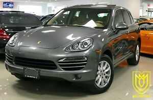 2014 Porsche Cayenne Diesel|1 OWNER|NAVI|PANO ROOF|LOCAL CAR|CER