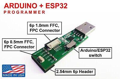 Universal Usb To Uart Converterprogrammer For Arduinoesp32 3.3v