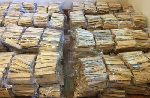 PALO SANTO WOOD   1 POUND BAG    4 INCH HOLY WOOD INCENSE STICKS