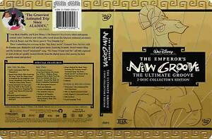 The Emperor's New Groove 2 Disc Leopold Geelong City Preview