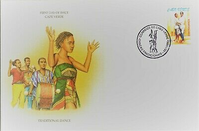 Nice lot of 2 clean unaddressed FDC's from Cape Verde - check out scans Lot892