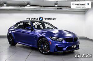 2018 BMW M3 Sedan -Clearance Price!! |CS PKG|