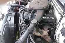 Nissan z 4cylinder running motor Lalor Park Blacktown Area Preview