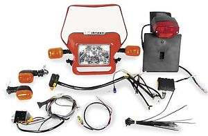 Baja Designs Dual Sport Kit EZ Mount Electric Start 12-1050 Honda CRF230F 03-13