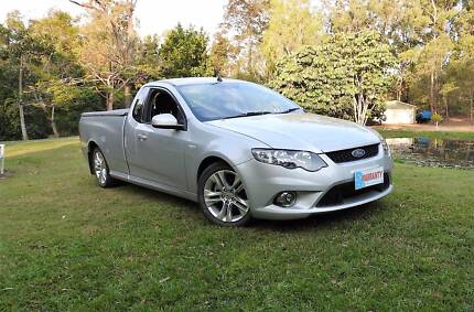 $88 P/Wk AUTO 2010 Falcon XR6T 6 SPD MANUAL Worongary Gold Coast City Preview
