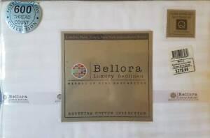 Bellora Egyptian Cotton Queen Quilt Cover Set (600TC) Merrylands Parramatta Area Preview