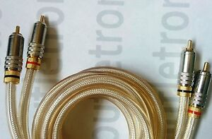 CABLE-AUDIO-2-RCA-2-RCA-1-5m-OFC-Silver-SVF-150