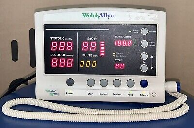 Welch Allyn Vital Signs Patient Monitor - Series 52000