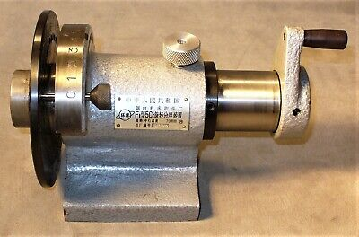 5c Spin Index-indexer Fixture-0 To 36 New In Wood Box-machine Tool