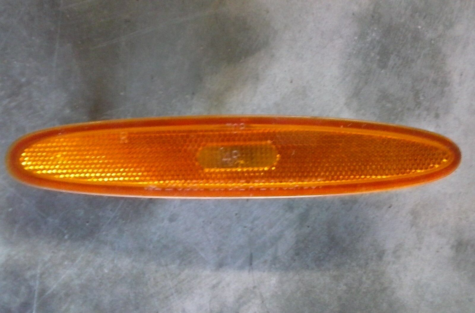 2003-2008 03-08 MAZDA 6 PASSENGER CORNER LIGHT RIGHT PARK MARKER BUMPER LIGHT
