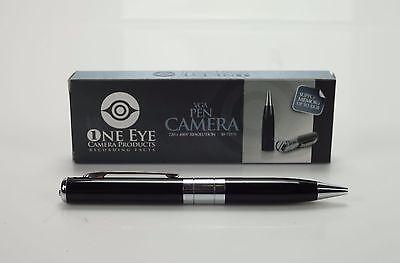 Hidden Camera Spy Pen Recorder Dvr 720x480p Best Micro Mini Kit
