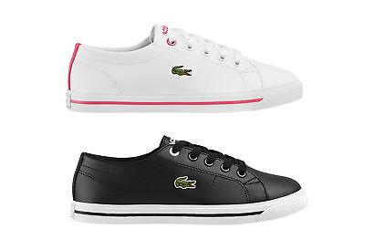 Lacoste MARCEL 117 1 CAC CAJ Kinder Sneaker Turnschuh Sportschuh (Lacoste Marcel Sneaker Kinder)