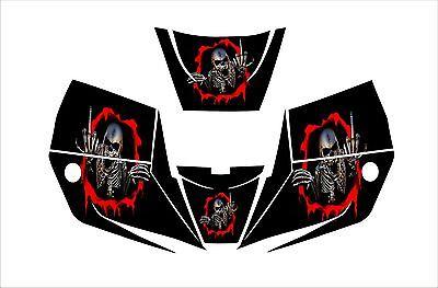 Miller Pro Hobby Classic Digital Welding Helmet 256166 - 251292 Decal Sticker 6