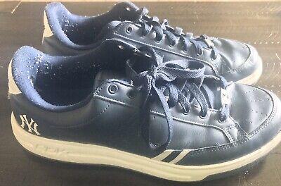Rare Reebok G-Unit New York Yankees G6's Navy Blue Shoe Size 13