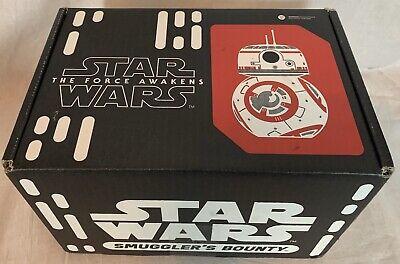 Funko Pop Star Wars The Force Awakens Chewbacca Smugglers Bounty Box C-3PO Mug
