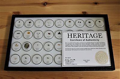 Heritage Display Museum | (Includes: Dinosaur Fossils, Meteorites, etc...)
