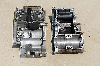 Yamaha Banshee CASES crankcase top bottom engine motor 87-06 matched NO BREAKS for sale  Macomb