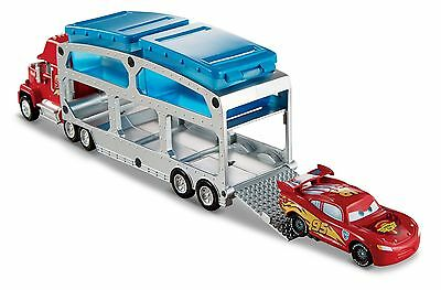 Disney/Pixar Cars Color Change Mack Dip & Dunk Trailer
