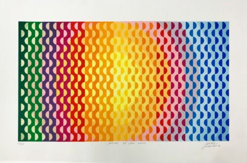 "Antonio Perez Melero ""phases Of The Sun"" 